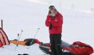 Prinz Harry steckt am Nordpol fest (Foto)