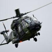 Saudi-Prinz stirbt bei mysteriösem Hubschrauber-Absturz (Foto)