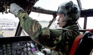 Prinz William an seinem Geburtstag im Dienst (Foto)