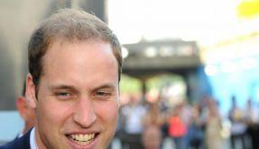 Prinz William besucht Erdbebenopfer in Neuseeland (Foto)