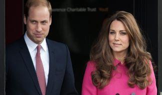 Prinz William und seine Frau, Herzogin Catherine, reisen im April 2016 zum Staatsbesuch nach Indien. (Foto)