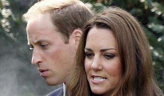 Prinz William und seine Frau Kate sind bestürzt über den Tod der Krankenschwester, die womöglich auf einen Telefonscherz hereingefallen ist. (Foto)