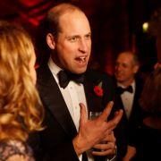 Keinen Bock auf 3. Baby? Prinz William redet sich um Kopf und Kragen (Foto)