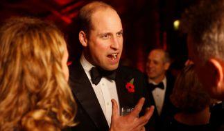 Prinz William setzt sich leidenschaftlich für Natur- und Klimaschutz ein - und springt dabei auch mal ins private Fettnäpfchen. (Foto)