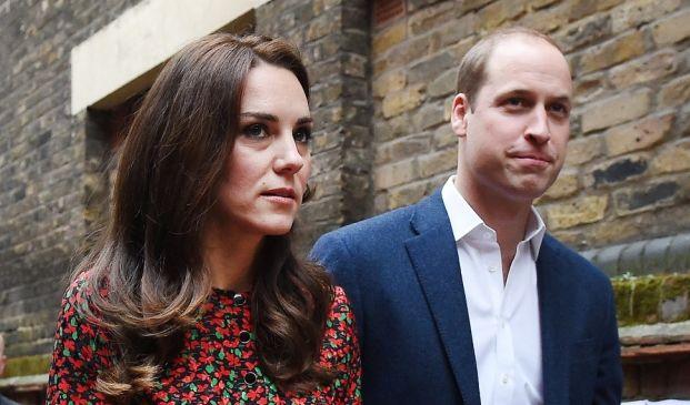 Prinz William und Herzogin Kate machten getrennt voneinander Urlaub.