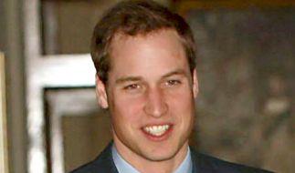 Prinz William ist nervös - Besuch von der Oma (Foto)
