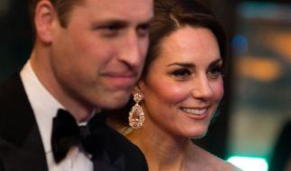 Prinz William und Kate Middleton - was wird Donald Trump ihren Kindern schenken? (Foto)