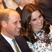 Kate Middleton schwelgt im Babyglück - es kommt Nachwuchs! (Foto)