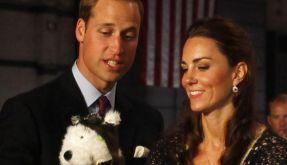 Prinz William kann aufatmen: Seiner schwangeren Frau Catherine geht es etwas besser. (Foto)