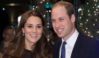 Prinz William und Herzogin Kate besuchen Indien und Bhutan. (Foto)