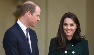 Prinz William und Herzogin Kate erwarten ihr drittes Kind. (Foto)