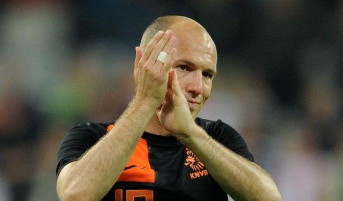 Problemfall Robben ausgepfiffen - Van Bommel: «Skandal» (Foto)