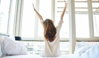 Problemzone Bett: Mit unseren Fünf Tipps starten Sie auch im Winter gut in den Tag. (Foto)