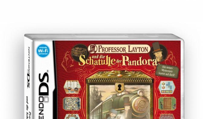 «Professor Layton und die Schatulle der Pandora» (Foto)