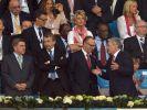 Promis fieberten mit - Mitgefühl für Merkel und Bayern (Foto)