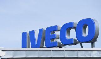 Protest für Erhalt der Iveco-Arbeitsplätze im Südwesten (Foto)