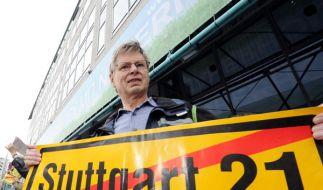Protest gegen Stuttgart 21 (Foto)
