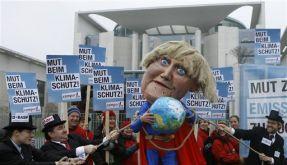 Protest von Umweltschützern (Foto)