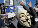 Proteste Frankfurt (Foto)