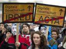 Proteste gegen Acta und Ipred (Foto)