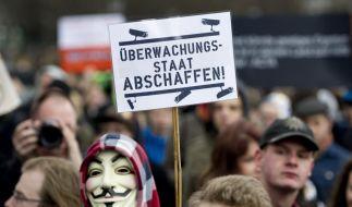Proteste gegen ACTA (Foto)