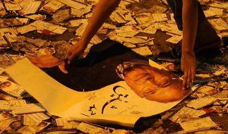 Proteste gegen Wahlausgang in Ägypten (Foto)