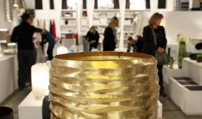 Protzig bis edel: Trendfarben Gold und Schwarz (Foto)