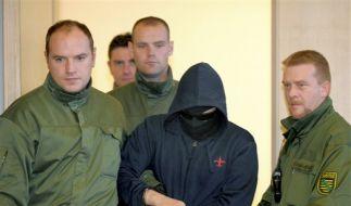 Prozess in Dresden (Foto)