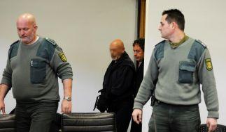 Prozess um Parkplatzmorde (Foto)
