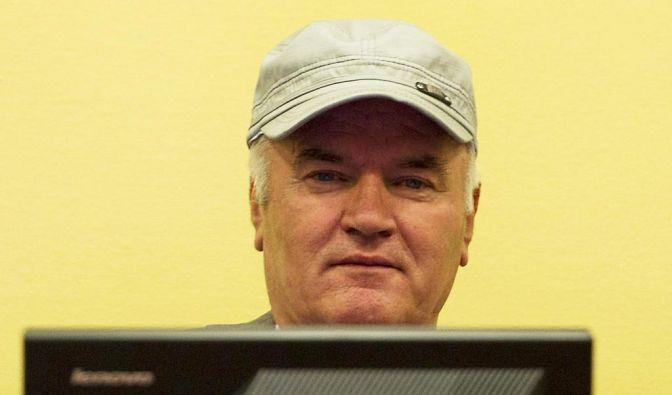 Prozessauftakt im Verfahren gegen Ratko Mladic (Foto)