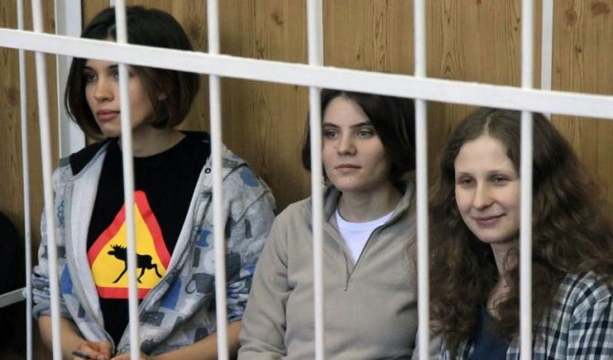 Prozessbeginn gegen Pussy Riot Ende Juli (Foto)