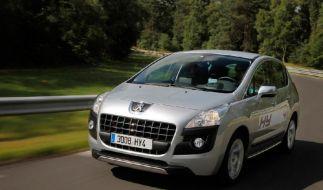 PSA-Strategie: Diesel-Hybrid (Foto)