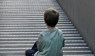Psychisch kranke Eltern - Kinder überfordert (Foto)