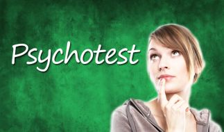 Psyschotest (Foto)