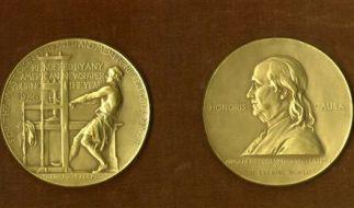 Pulitzer-Medaillen (Foto)