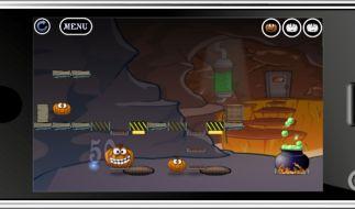 «Pumpkin Jumpin» für Smartphones (Foto)
