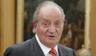 Punks beleidigen Spaniens König: 900 Euro Strafe (Foto)