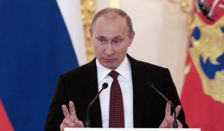 Putin fordert für echte Partnerschaft mit EU Visafreiheit (Foto)