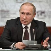 Putin zensiert Nationalmannschaft - DFB wehrt sich (Foto)