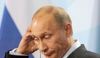Putin räumt großen Imageschaden durch Gasstreit ein (Foto)