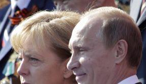 Putin überzeugt Merkel nicht von Freihandelszone (Foto)