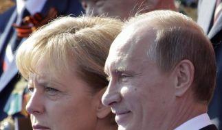 Putin überzeugt nicht mit Idee von Freihandelszone (Foto)