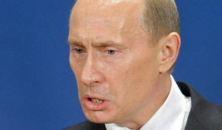 Putin verteidigt Duma-Wahl und kritisiert Opposition (Foto)