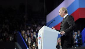 Putin vor Rückkehr in Kreml (Foto)