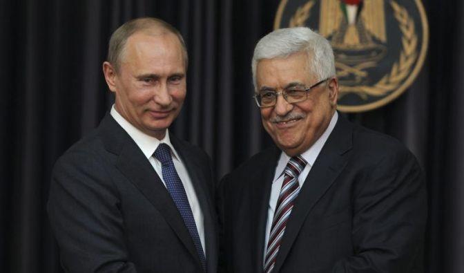 Putin warnt vor einseitigen Schritten im Nahost-Konflikt (Foto)