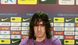 Puyol: Barças Fußballkonzept mit Vilanova gesichert (Foto)