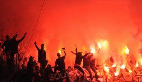 Pyrotechnik bleibt verboten (Foto)