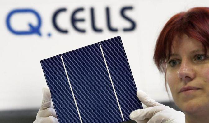 Q-Cells kehrt in Gewinnzone zurück (Foto)