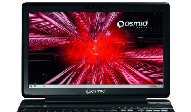 Qosmio - 3D ohne Brille (Foto)