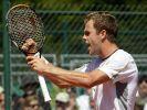 Qualifikant Reister bei French Open weiter (Foto)
